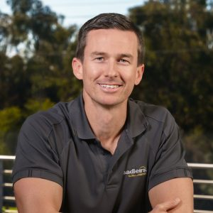Jamie Fogarty - Operations Manager Sadleirs