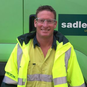 Mark Wells - Logistics Manager QLD