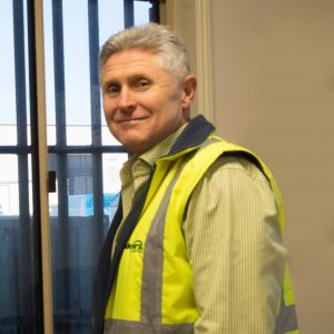 Peter Murphy - National Rail Manager VIC