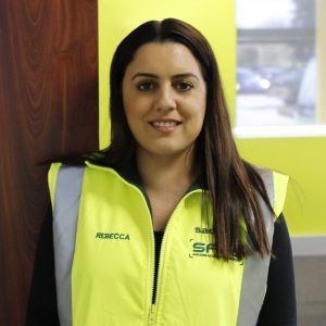 Rebecca Khoshbakht -Senior Client Services Coordinator VIC