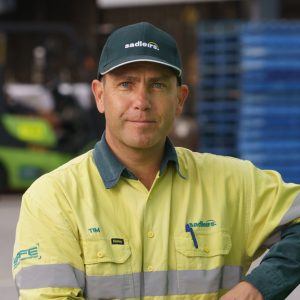 Tim Betts - Safety Manager