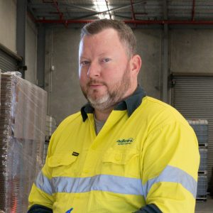Troy Venaglia - Warehouse Manager QLD