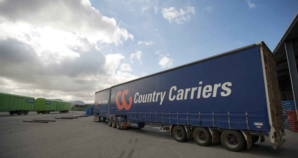 Country Carriers Christmas Service Schedule